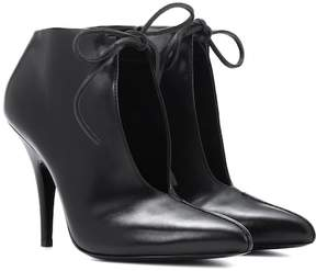 Tom Ford Leather ankle boots