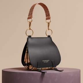 Burberry The Bridle Bag in Leather