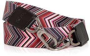 Longchamp Op Art Handbag Strap - KHAKI MULTI/GUNMETAL - STYLE