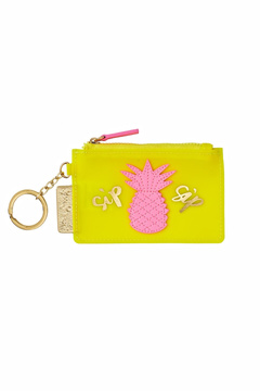 Lilly Pulitzer Jelly Coin Case
