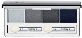 Clinique 'All About Shadow' Eyeshadow Quad - Smoke And Mirrors