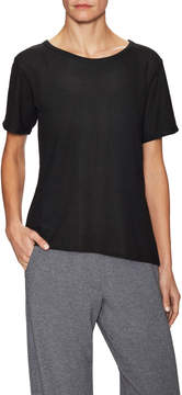 Lot 78 Lot78 Women's Side Split Mesh Tee