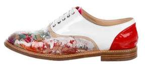 Christian Louboutin Havana Woman Trash 20Ans Oxfords