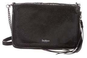 Botkier Embossed Leather Crossbody Bag