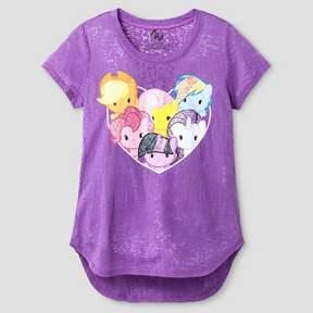 My Little Pony Girls' Short Sleeve T-Shirt