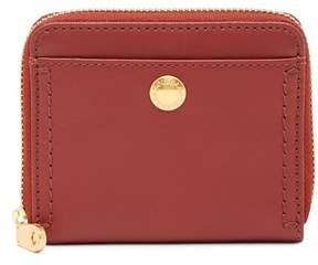 Cole Haan Benson II Leather Zip Around Wallet