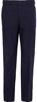 Dries Van Noten Slim-Fit Cotton And Linen-Blend Trousers