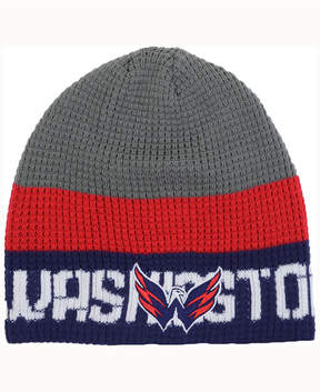 Reebok Washington Capitals Player Knit Hat