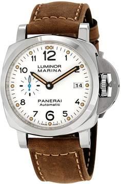 Panerai Luminor Marina 1950 White Dial Automatic Men's Watch White
