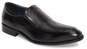 Stacy Adams Men's Embossed Apron Toe Loafer