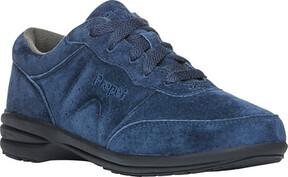 Propet Washable Walker Suede Walking Shoe (Women's)