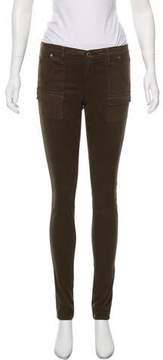 Adriano Goldschmied Low-Rise Skinny Pants