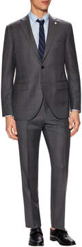 Lubiam Men's May Solid Suit