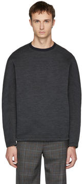 Kolor Grey Plain Sweatshirt