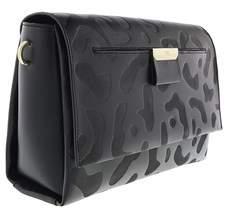 Roberto Cavalli Medium Shoulder Bag Sofia 002 Black Shoulder Bag.