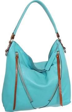Nino Bossi Alivia Leather Hobo (Women's)