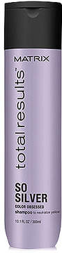 Matrix Total Results So Silver Shampoo, 10.1-oz.