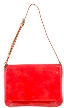 Louis Vuitton Vernis Thompson Street Bag - RED - STYLE