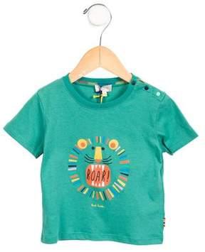 Paul Smith Boys' Roar Knit T-Shirt w/ Tags
