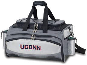 Picnic Time Connecticut Huskies Vulcan Portable Barbecue Tote Set