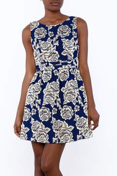 Ark & Co Twilight Garden Dress