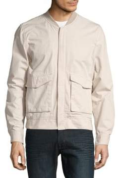 Joe's Jeans Cotton Bomber Jacket