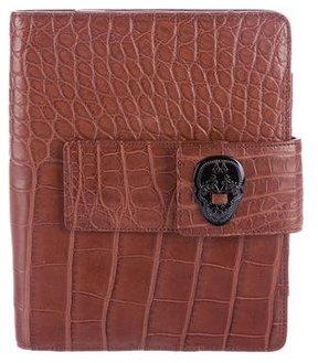 Thomas Wylde Embossed iPad Case
