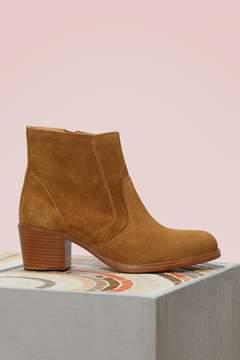 A.P.C. Anna Cowboy Boots