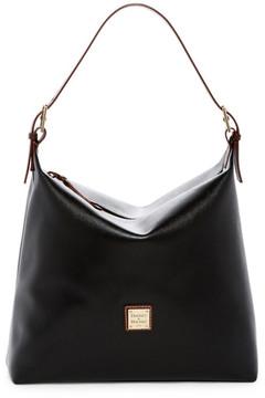 Dooney & Bourke Large Leather Shoulder Sac