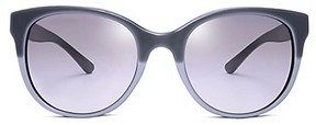 Tory Burch Double-T Cat-Eye Sunglasses