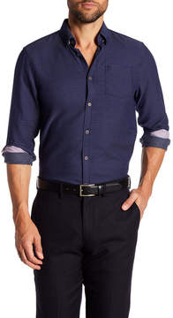 Report Collection Dot Tailored Fit Shirt
