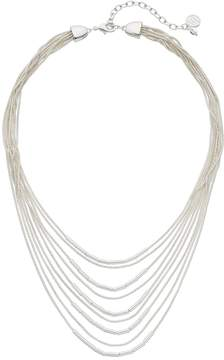 Dana Buchman Cobra Chain Layered Necklace