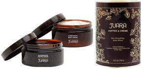 Juara Coffee & Crème Skin Smoothing Body Ritual
