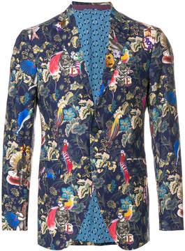 Etro floral blazer