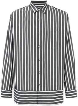 Ami Alexandre Mattiussi striped summer fit shirt