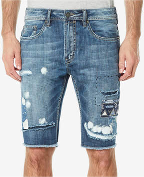Buffalo David Bitton Men's Parker-x Denim Shorts