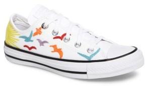Converse Women's X Mara Hoffman All Star Embroidered Ox Sneaker