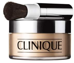 Clinique Blended Face Powder & Brush - Invisible Blend