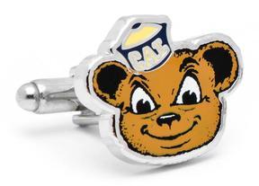 Ice Vintage University of California Bears Cufflinks