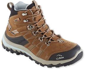 L.L. Bean Women's Rugged Ridge Waterproof Hiking Boots, Mid