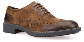 Geox Men's Kapsian Wingtip