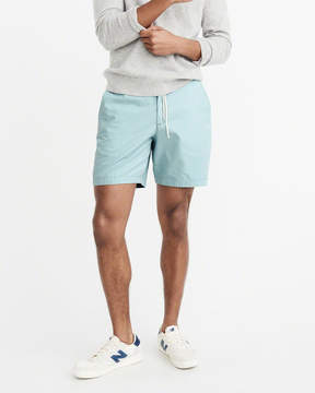 Abercrombie & Fitch Pull-On Plainfront Shorts