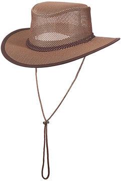 Stetson Mesh Safari Hat