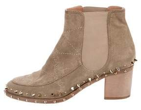 Laurence Dacade Farrell Spiked Chelsea Boots