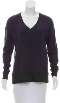 White + Warren Long Sleeve Sweater