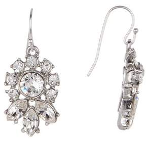Ben-Amun Crystal Cluster Earrings