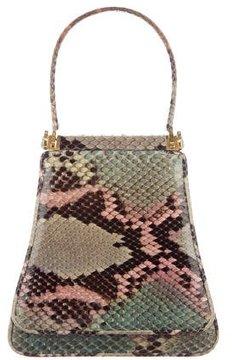 Judith Leiber Python Mini Bag