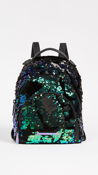 KENDALL + KYLIE Sloane Mini Sequin Backpack