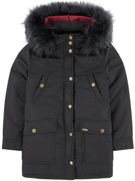Pepe Jeans Parka with a removable hood