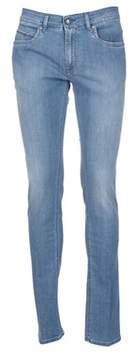 Fay Men's Blue Cotton Jeans.